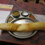 南インド家庭料理 インダスレイ - ドーサ