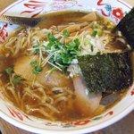 富良野とみ川 - 醤油ラーメン