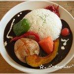 ニセコ・アワグラス - NISEKO hourglass 『収穫菜カレー』
