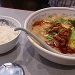 Kaikaitei - 担々メン(with rice)