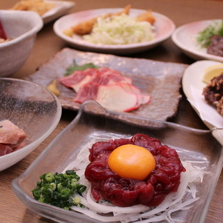 弁慶名物☆クジラ料理