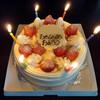 菓子工房 パレ・ド・モンパル - 料理写真:バースディケーキ 6号・生クリーム