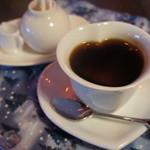 カフェ ベル ベル ベル - 料理写真:かわいいカップに本格コーヒー♡ 一度ご賞味あれ♡