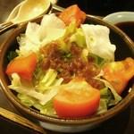 牛幸 本店 - サラダ
