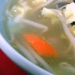 22506713 - スープ