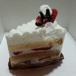 22507832 - ショートケーキ(400円)です。2013年10月