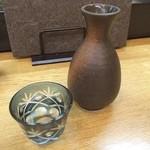22508964 - るみ子の酒☆これなら飲めるだろーっと大将のセレクトです(^^)