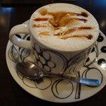 ココモkaffe - キャラメルミルク
