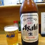はやし鳥料理店 - 御ビール700円