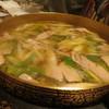 Uomasa - 料理写真:ネギマ鍋はお出汁が絶品っ!