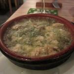 ラ コシーナ デル クアトロ - マッシュルームのアヒージョ