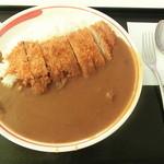 マイルストーン - 料理写真:カツカレー