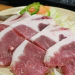 巻狩 - いのしし肉