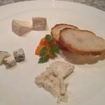 22515767 - チーズの盛り合わせ