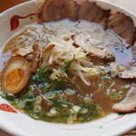 ラーメン茶屋てまり - 料理写真:チャーシュー麺