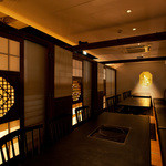 銀座MUN - 窓側の個室は繋げて30名超の宴会にもご利用いただけます★