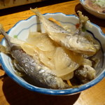 魚正宗 - 小あじ南ばん漬