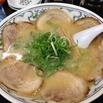 22519195 - チャーシュー麺