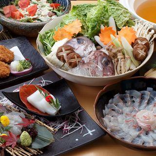 長崎五島列島の鮮魚を漁協から直送しております
