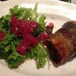 タヴェルネッタ・ダ・キタヤマ - 北海道産サンマのベッカフィーコ☆パスタを二種食べた後に、食べてしまいました!料理法でこんなにも味が変わるのですね!