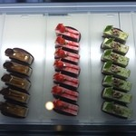 ルセットショコラ - カラフルなケーキ
