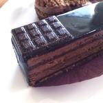 ルセットショコラ - クワッド・ショコラ 400円