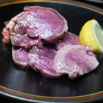 たかんだ - 黒豚タン472円