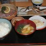 22520697 - 岩魚定食