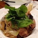 Osteria YOSHI - 柚子風味のパスタ