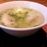 中華 喜楽 - 水餃子
