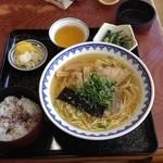松田屋食堂 - 料理写真:ラーメン定食