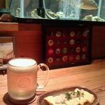 遊食屋 彩菜 - 生ビールはハートランド