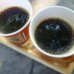 昭和記念公園内 花木園売店(花木カフェ) - 料理写真:ブレンドコーヒー