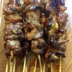 炭火焼 鳥豚 - 料理写真:焼き鳥お持ち帰り