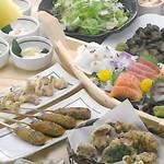 馳走家 とり壱 - 料理写真:彩