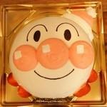 シュマン - サンタ・アンパンマン 5号 大人気!アンパンマンのショートケーキが、サンタバージョンで!1日5台限定。
