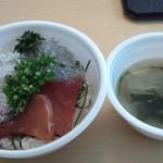 どんぶり工房 - 料理写真:三色丼
