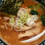 22525684 - 魚介とんこつ(780円)
