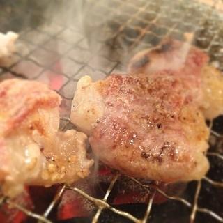 塩ホルモン けむり - 小腸☆じゅうじゅう(≧∇≦)☆