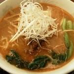 かっぱ亭 - タンタン麺 800円