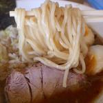 肉汁らーめん 公 - 中華そば(750円)
