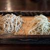 ろ - 料理写真:二色蕎麦