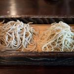 ろ - 二色蕎麦