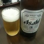 とんかつ ひろ喜 - とんかつとビール最高(●^o^●)
