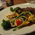 サウスカフェ - 野菜 カレー