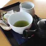 大塚園 - 料理写真:煎茶セット
