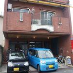 ヒダマリ - お店はこちらの1階にあります。