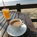 カフェ ラナイ - マンゴージュース・チャイ