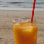 カフェ ラナイ - マンゴージュース