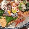 山海炉端竜馬 - 料理写真:お刺身盛り合わせ